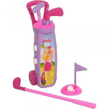 Barbie Golf Arabası Seti Dede 03026