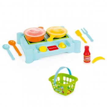 Fisher Price Ocak Seti Dolu 1822