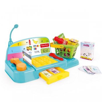 Fisher - Price Junior Yazarkasa Dolu 1805